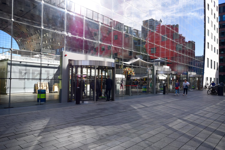 Markthal rotterdam for Bioscoopagenda rotterdam