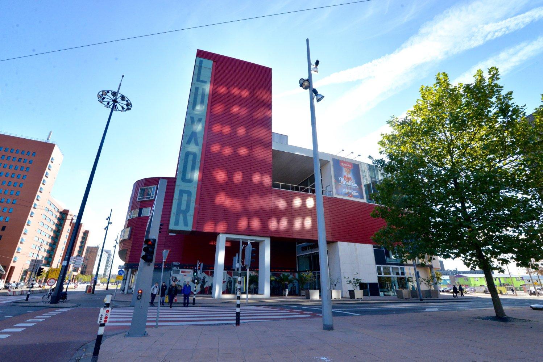 Nieuwe luxor theater rotterdam for Bioscoopagenda rotterdam