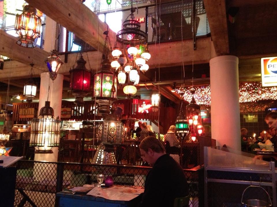 Hotel restaurant bazar rotterdam for Bioscoopagenda rotterdam